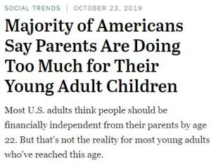 Pew Research Parents and Older Children Survey