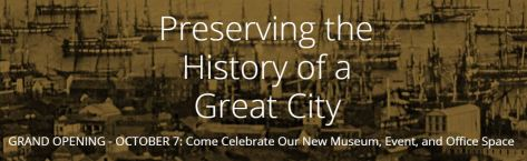 San Francisco Historical Society Museum Opening 2019