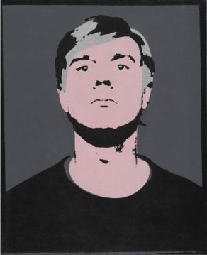 Self-Portrait, 1964 The Art Institute of Chicago; gift of Edlis Neeson Collection