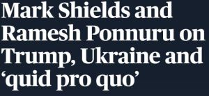 Shields and Ponnuru PBS Oct 4 2019