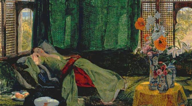 "London Exhibitions: The ""Egyptian Fantasies Of John Frederick Lewis"