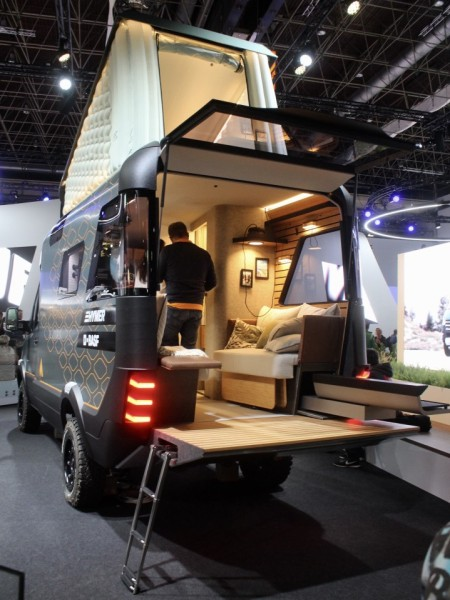 VisionVenture from Hymer
