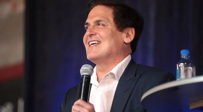 Top Interviews: Mark Cuban, 61, Talks Capitalism, Politics & NBA At Harvard