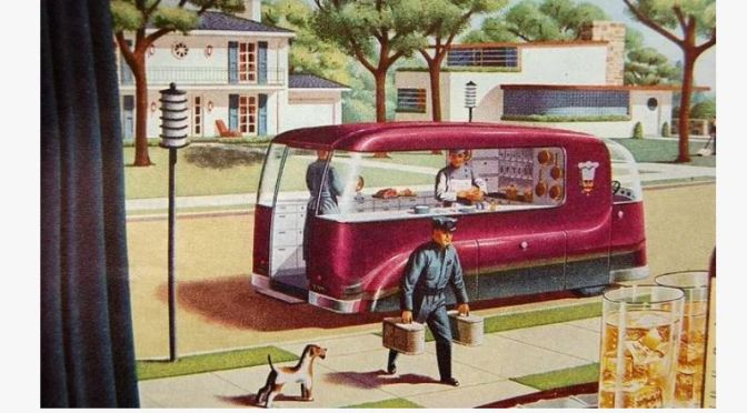 """Retrofuturism: Past Visions Of The Future Are Now Very """"Prescient"""""""