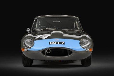 1961 Jaguar E-Type SI 'CUT-7' front