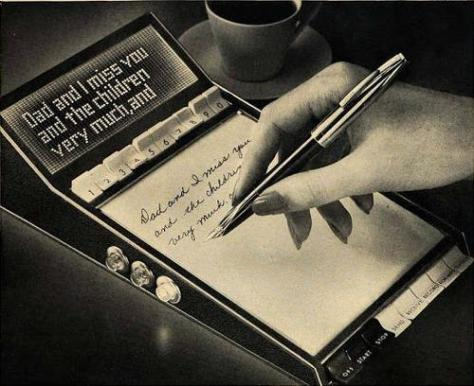 1964 Prediction of Instant Messaging
