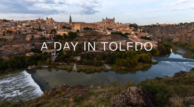 "Top New Travel Videos: ""A Day In Toledo"" Directed By Mattia Bicchi (2019)"