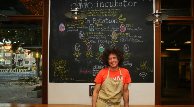 """Future Of Eating Out: Chef Eric Rivera's """"Addo: Incubator"""" Maximizes Tech To Serve Better Food"""