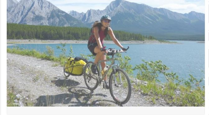 "Adventure Bicycle Trips: Touring In America On 1,357,430 Miles Of ""Quieter, Unpaved Roads"""