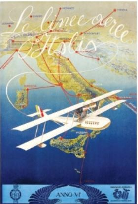 Airline Maps A Century of Art and Design Mark Ovenden
