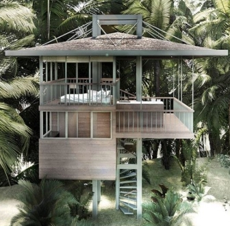 Alexis Dornier Architects Stilt Studios