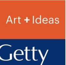 Art + Ideas Getty logo