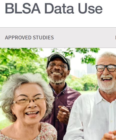 Baltimore Longitudinal Study of Aging Studies