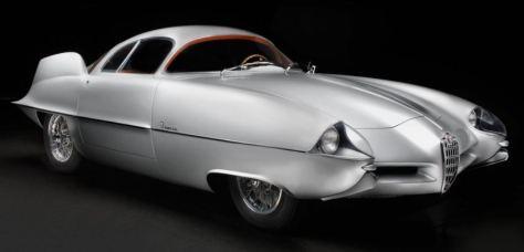 Berlinetta Aerodinamica Tecnica concept cars