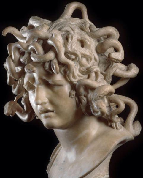 "Bernini, ""Medusa"" (1638–40)"