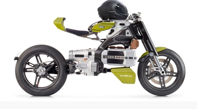 "Trends In Transportation: The BST-Hypertek Electric, Carbon Fiber Motorcycle Is ""The New Standard"""