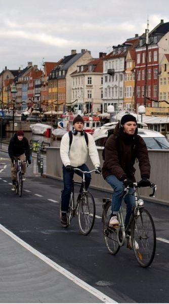 Copenhagen Cyclists Betina Garcia for The New York Times