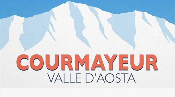 "Travel: ""Courmayeur"", An Italian Ski Town That Foodies Love (WSJ)"