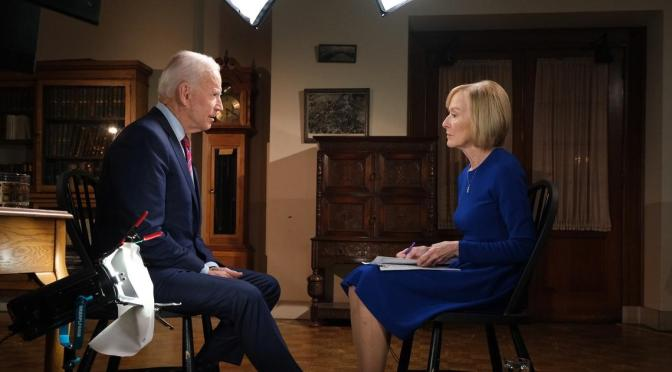 Top Political Podcasts: Joe Biden Interview On 2020 Campaign Trail (PBS)