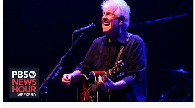 Top Podcasts: 77-Year Old Rock & Roll Legend Graham Nash Talks About His Albums And Music (PBS)