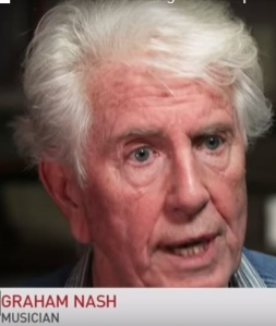 Graham Nash Interview PBS Nov 2019
