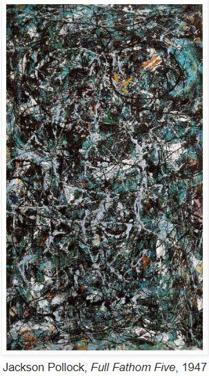 Jackson Pollock Full Fathom Five 1947