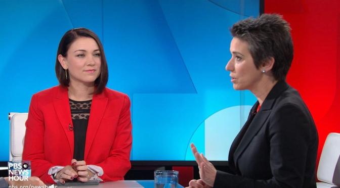 Top Political Podcasts: Tamara Keith And Amy Walter With Latest In Washington (PBS)