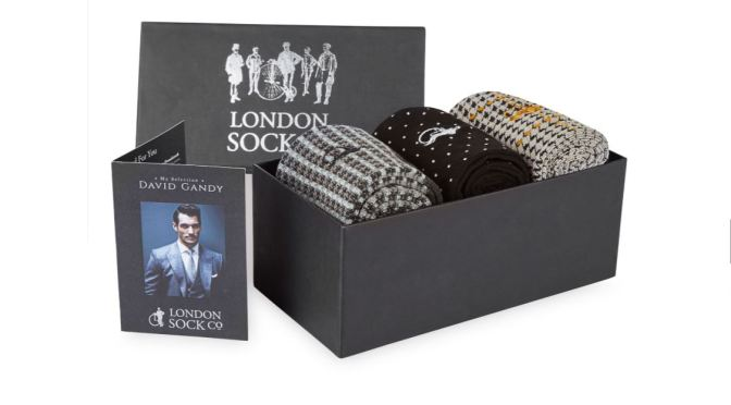 "Classic Modern Brands: ""London Sock Company"" Offers ""Dizzying Choice"" Of Sartorial Style"
