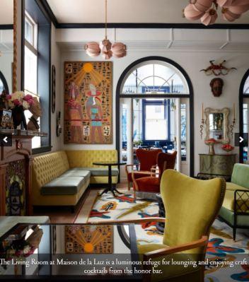Maison de la Luz New Orleans