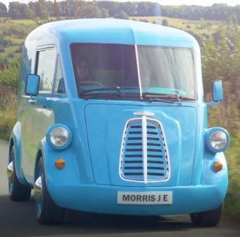 Morris Commercial Electric Van