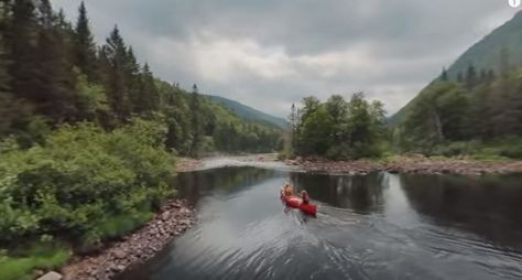 National Geographic Canada's Wild Rivers - 360 Into Water
