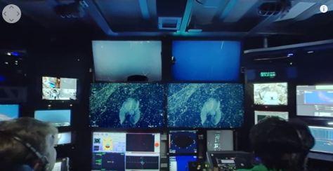 National Geographic Deep Sea Exploration 360