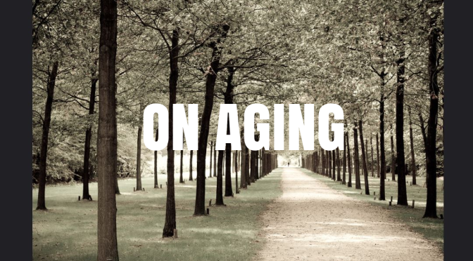 "On Aging: A Look At Friendships ""Changing"" At The End Of Life (Atlantic)"