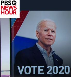 PBS Newshour Joe Biden Nov 1 2019