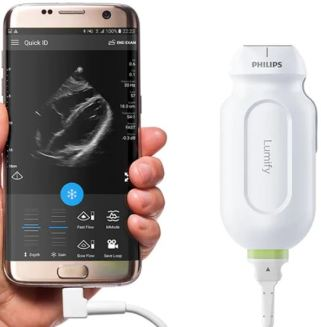 Philips Lumify Handheld Ultrasound