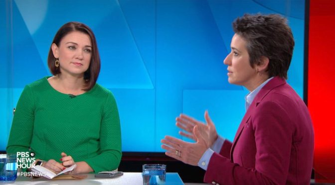 Top Political Podcasts: Tamara Keith And Amy Walter Discuss 2020 Election (PBS Newshour)