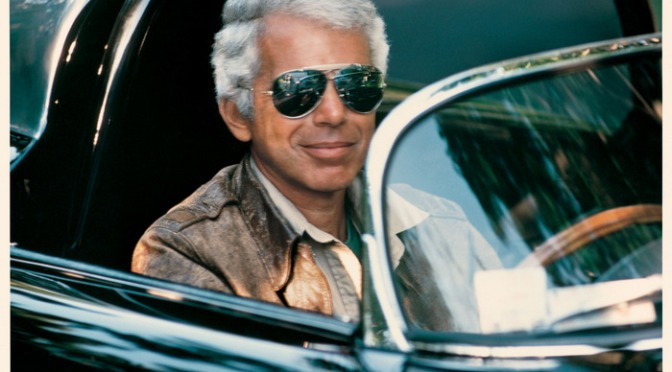 "Celebrity Documentaries: ""Very Ralph"" On HBO Profiles 50 Years Of Ralph Lauren Fashion (HBO)"