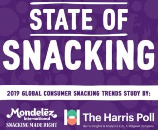 State of Snacking Report Mondelez International