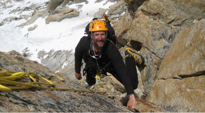 "Fitness: 65-Year Old Climber Steve Swenson ""Endurance"" Trains Six Day A Week, Avoiding Injuries"