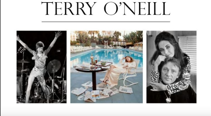 Artists: Remembering Photographer Terry O'Neill (1938 – 2019)