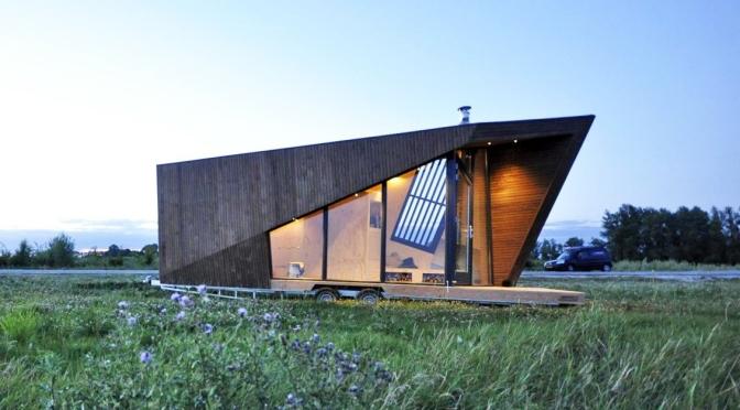 "Future Of Homebuilding: ""Makatita"" By Liberté Tiny Houses ""Maximizes Light"""