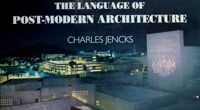 "Profiles: Remembering ""Postmodernist"" Theorist & Architecture Historian Charles Jencks (1939-2019)"