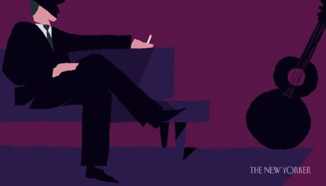 The New Yorker - Leonard Cohen Animated Visual Essay Directed by Joe Donaldson 2019