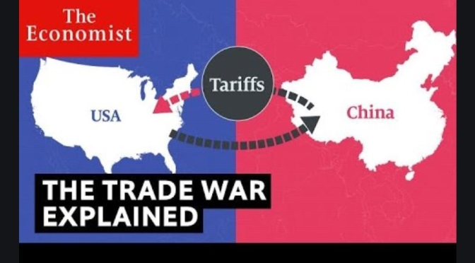 "Global Economics: ""The Trade War Explained"" (The Economist Video)"