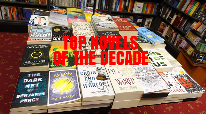 "Book Reviews: ""The Twenty Best Novels Of The Decade"" (Literary Hub)"