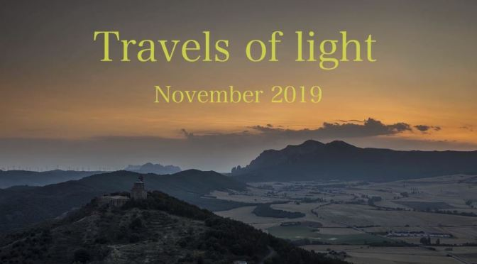 "Top New Timelapse Videos: ""Travels Of Light"" In Spain By Martin Zalba (2019)"