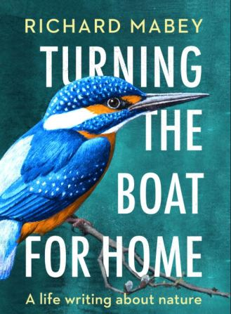 Turning The Boat For Home Richard Mabey cover