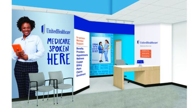 Health: UnitedHealthcare To Open Medicare Centers In Walgreens In 2020