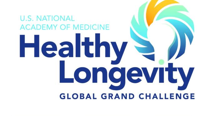 "Aging: ""Healthy Longevity Global Grand Challenge"" Offers $30 Million For ""Audacious Proposals"""