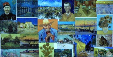 Van Gogh and Gaughin The National Gallery